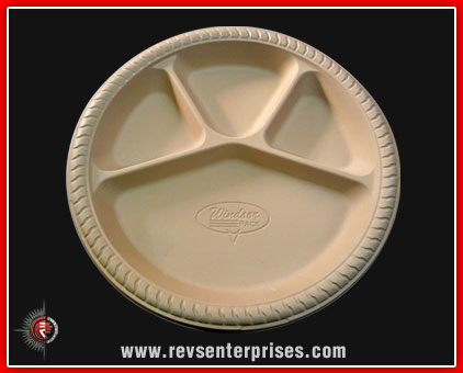 Biodegradable Disposable Plate Biodegradable Disposable Plate  sc 1 st  Revu0027s Enterprises : recycled disposable plates - pezcame.com